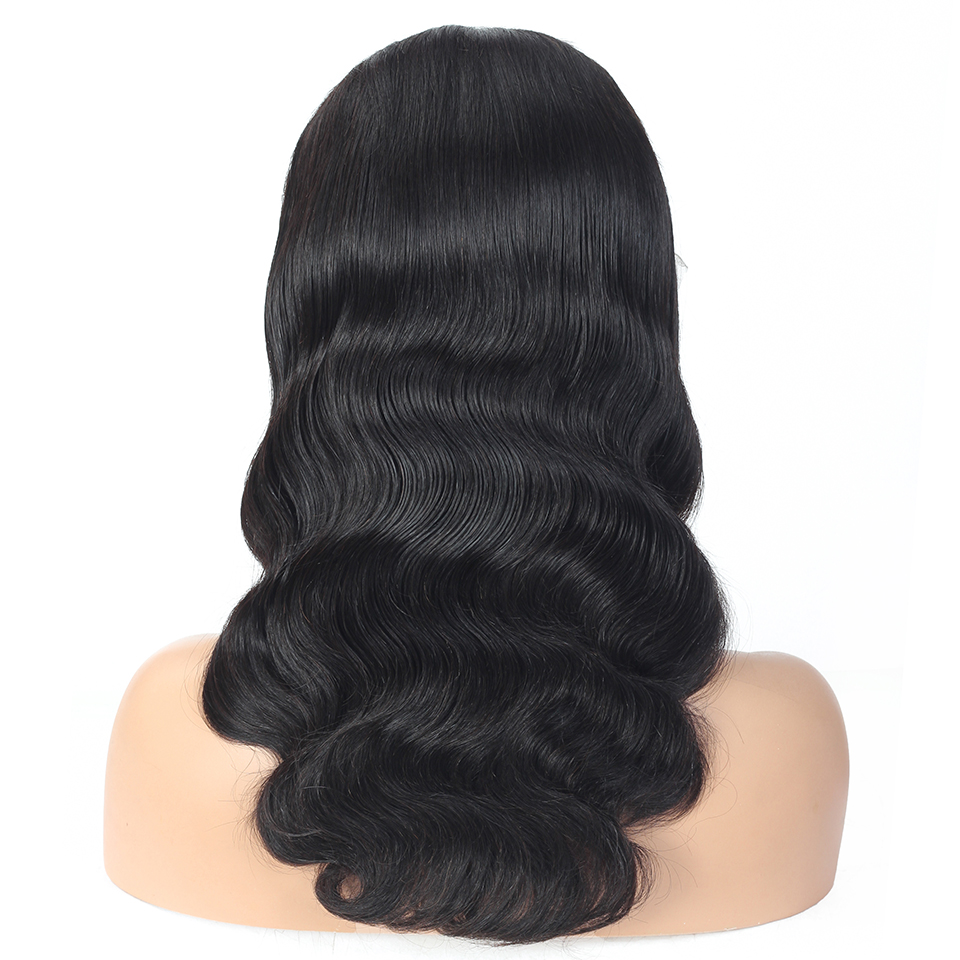 Body Wave Lace Front Wig Natural Hairline Body Wave  Wigs13*4   Pre-plucked Lace Front  Wigs 3