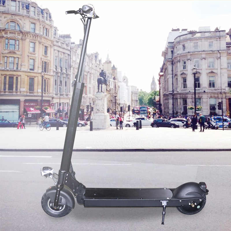 JS Exquisite 8inch Electric Scooter Distance 73km 500W 36V 21AH Electric Kick Skateboard Patinete Electrico adulte E Scooter