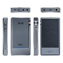 FiiO Q5s ile AM3D c tipi Bluetooth 5.0 AK4493EQ DSD özellikli DAC ve amplifikatör cep/PC