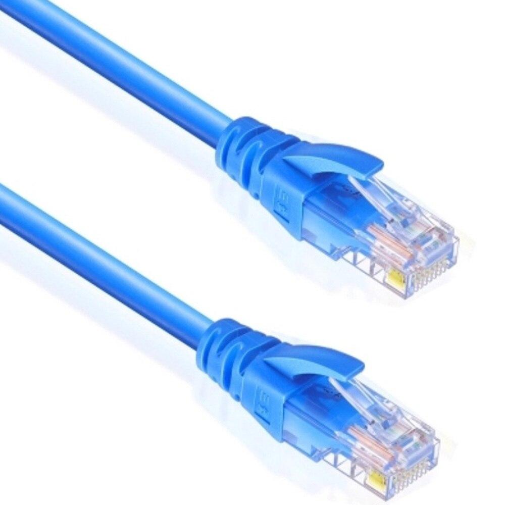 HOT OFFER) 1m/3M/5m/10m CAT5 RJ45 Ethernet Cables Connector