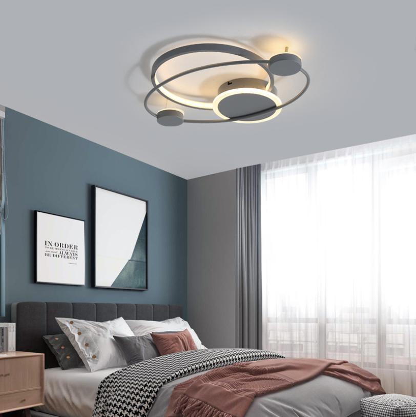 New LED Ceiling Light For Living Room lighting Warm and romantic Ceilling Lamp For Bedroom Restaurant Decor Light