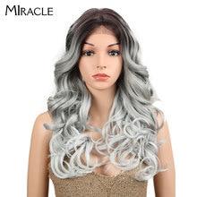 Miracle Hair Natural Black Wig 24