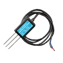 RS485 /4-20mA Soil temperature and humidity sensor Soil moisture sensor soil temperature and humidity sensor soil moisture sensor agricultural greenhouse soil monitoring rs485