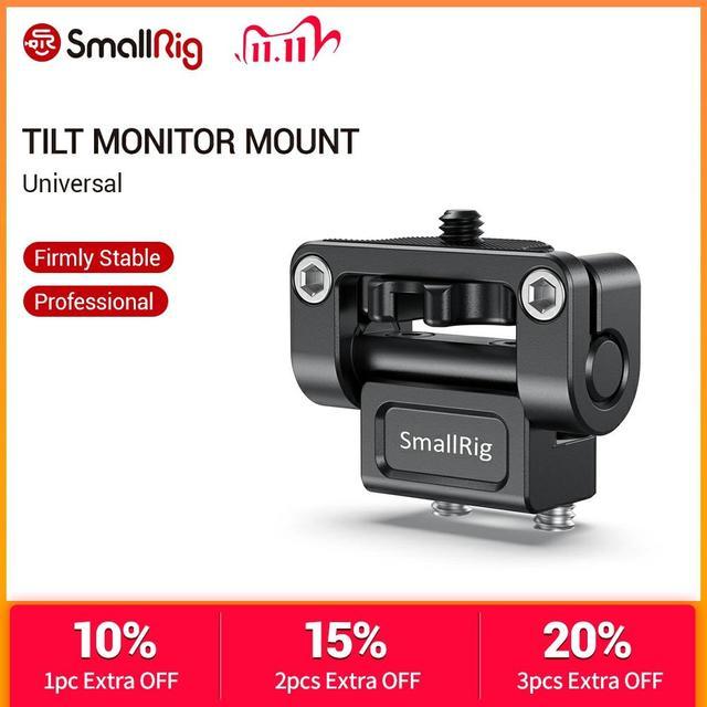 Универсальный держатель для ЖК экрана SmallRig DSLR камеры EVF для фиксации монитора с камерой 1842