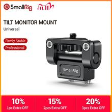 SmallRig Universal DSLR Camera Monitor LCD Screen Holder EVF Mount To Fix Monitor With Camera  1842