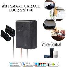 WiFi Garage Door Opener Kit APP Control Garage Door Switch Controller
