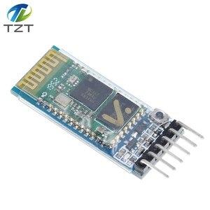 Image 4 - 10 Uds. HC05 JY MCU anti reverso, módulo de paso serie Bluetooth integrado, HC 05 master slave 6pin