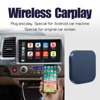 JIUYIN ios carplay wireless android autoradio auto Smart Link USB carplay per auto lettore di navigazione Android interconnessione telefono ios Carplay wireless plug e Special per la macchina per auto Android Speciale