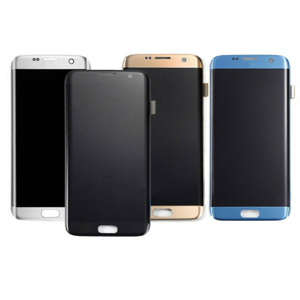 ORIGINAL 5.5'' AMOLED LCD  For SAMSUNG Galaxy S7 Edge G935 G935F Touch Screen Digitizer Display