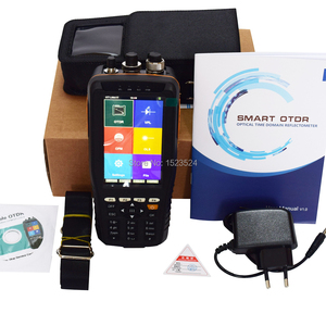 Image 5 - TM290 Touch Screen Smart OTDR 1310/1550nm with Built in VFL OPM OLS OTDR Optical Time Domain Reflectometer