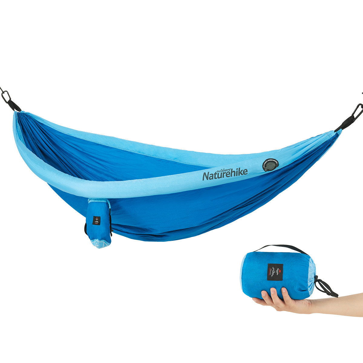 NH Naturehike Hammock Outdoor Indoor Household Adult Pajama Swing Single Double Dormitory Students Hanging Chair