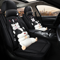 Winter Auto Full coverage Seats Covers Plush Car Seat Cover for Geely gc6 mk geely atlas