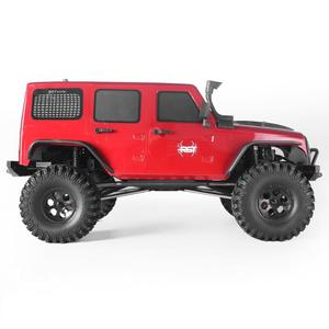 Image 3 - RGT Rc Crawler 1:10 Scale 4wd RC Rock Cruiser EX86100 313mm Wheelbase Crawler Off Road Monster Truck RTR 4x4 Waterproof RC Car