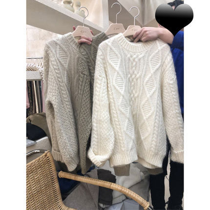 Купить 2020 новый стиль для осени и зимы корейский пуловер льняной