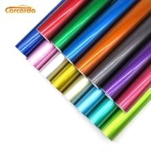 Super Cool 1.52M X 50CM Glossy Pearl Vinyl Film High Light Candy Aurora