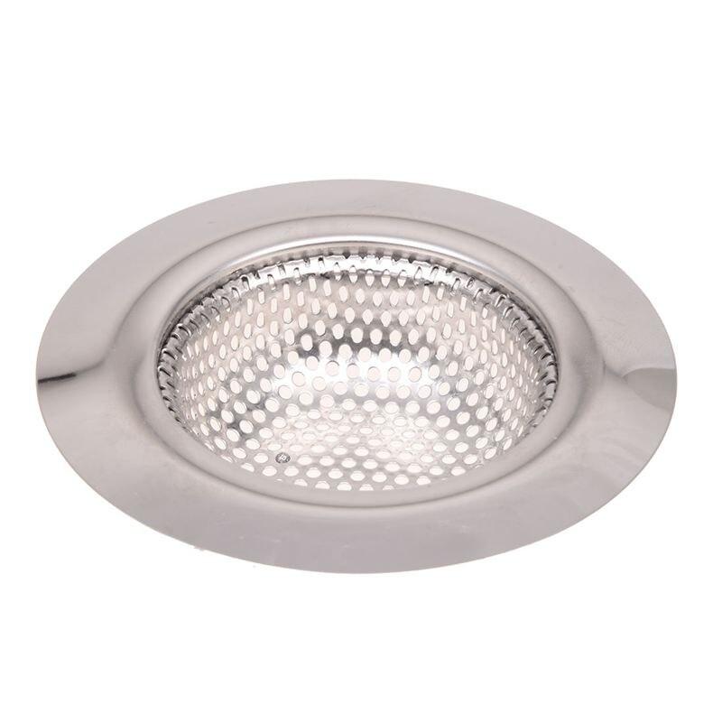 Stainless Steel Mesh Hole Design Round Sink Strainer