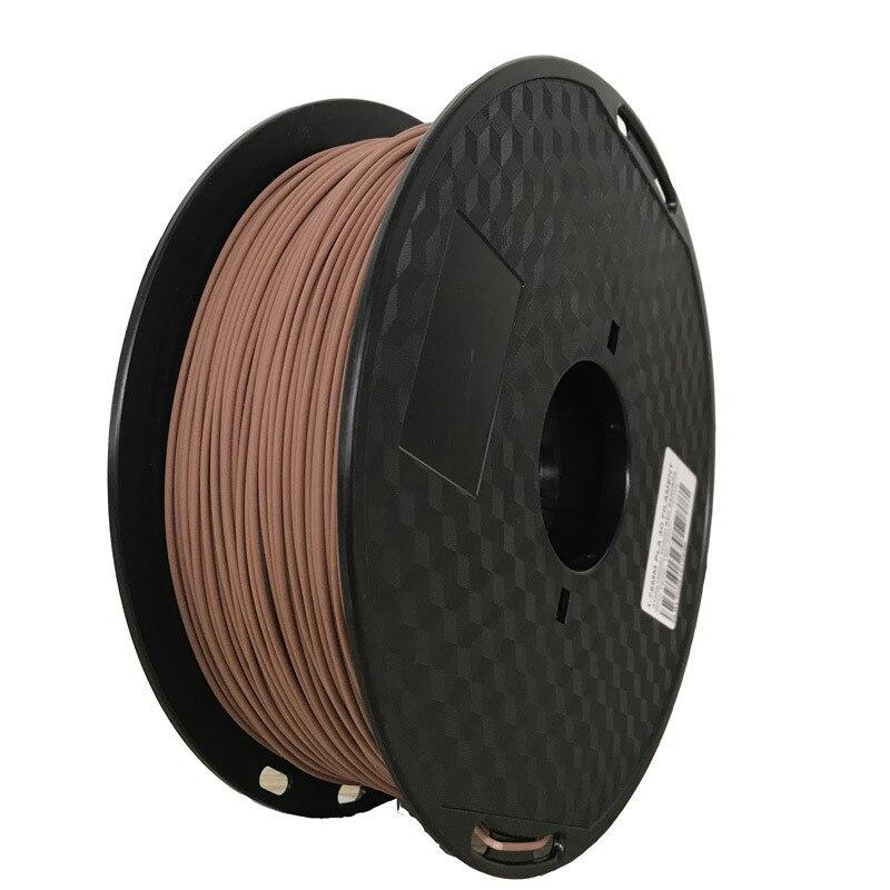 1 kg de madeira pla 3d filamento da impressora 1 75mm 1000g 500g 250g madeira mogno