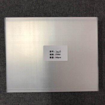 250um OCA optical clear adhesive For ip 5/air A1822/A1823,6/air 2 A1893/A1954 LCD front panel glass OCA film laminating repair