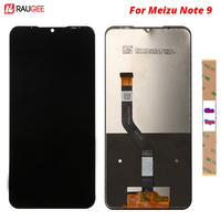 Display For Meizu Note 9 LCD Display Touch Screen Test Well New Digitizer Replacement Touch Screen For Meizu Note 9