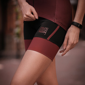 Santic calções de ciclismo femininos, shorts de estrada mtb, à prova de choque, anti-pilhamento, 4d, terno de bicicleta, malha respirável