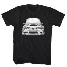 2019 Hot sale Fashion Impreza WRX STI JDM Car fans T Shirt Brand New Tee shirt