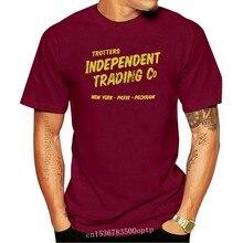 Camiseta oficial de único Trotters para niños, camiseta de comercio independiente, camisetas de algodón de gran tamaño, Tops de TV