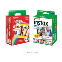 Fujifilm Instax WIDE Camera Instant Film Photo Paper for Fujifilm Instax WIDE300 20 Sheets