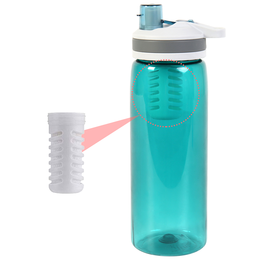 Permalink to Water Bottle Drinkware Bottle Replacement Filter Water Filtration Purifier Outdoor Sport Camping Hiking Travel Water Bottles