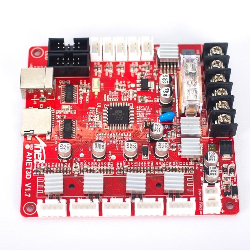 anet a8 схема платы - Anet A8 A6 Update Controller Board Mother Board Mainboard Control Switch For RepRap Prusa i3 Desktop 3D Printer