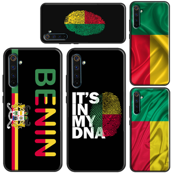 Benin Flag Case For Realme C3 X2 X7 X50 6 7 Pro Coque For OnePlus 8T 7 8 Pro Nord For OPPO A9 2020 image