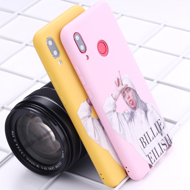 BILLIE EILISH XIAOMI IPHONE CASE (10 VARIAN)