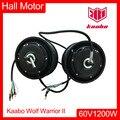 Мотор Холла 60 в 1200 Вт 11 дюймов, аксессуары для электрического скутера Kaabo Wolf Warrior II