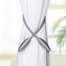 Модные крутые подхваты для штор, Пластиковые оконные драпировки, драпировка, держатель, подвешивание, зажимы, пряжка, зажимы для штор, аксессуары