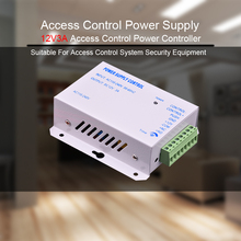 Eseye DC 12V 3A Access Control Power Supply Control AC 110~240V  Delay time max 15s High Quality RFID Door Access Control System