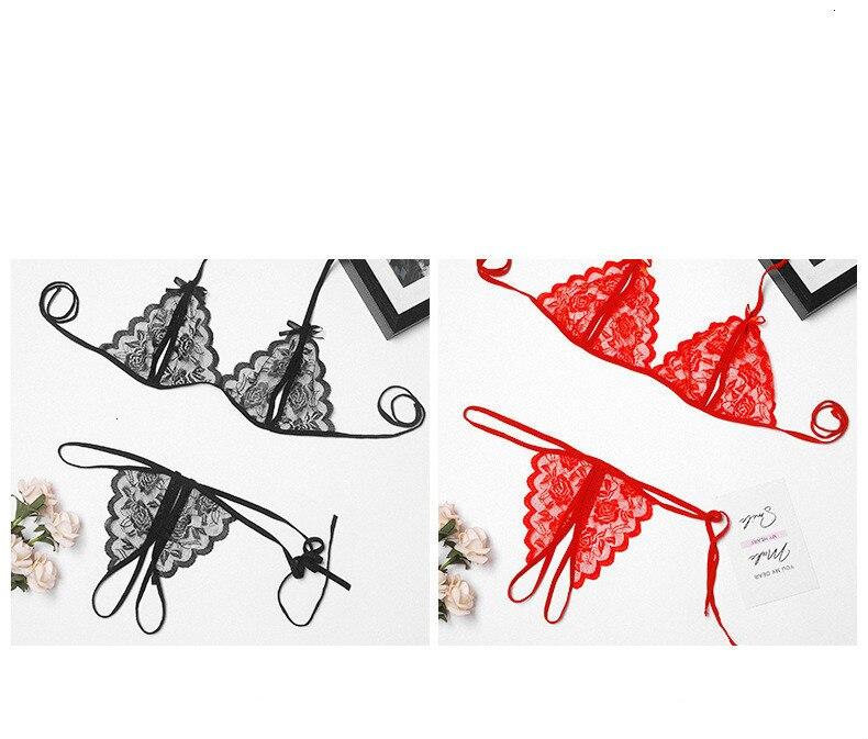 Avidlove, открытый бюстгальтер, промежность, эротический комплект нижнего белья, кружевные ночные рубашки, сексуальный бюстгальтер, трусики, же... 18