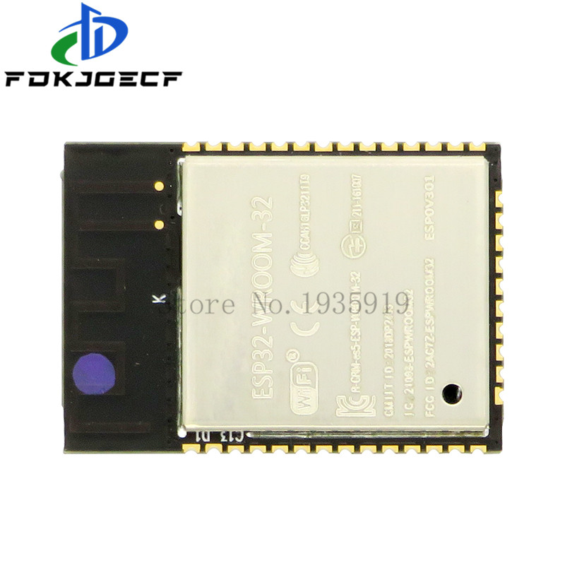 <font><b>10pcs</b></font> ESP-32S ESP-WROOM-32 <font><b>ESP32</b></font> ESP-32 Bluetooth and WIFI Dual Core CPU with Low Power Consumption MCU ESP-32 image