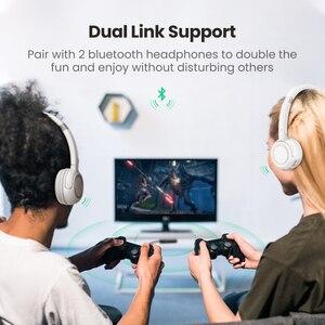 Image 5 - Ugreen Bluetooth Zender 5.0 Tv Hoofdtelefoon Pc PS4 Aptx Ll 3.5Mm Aux Spdif 3.5 Jack Optische Audio Muziek Bluetooth 5.0 Adapter
