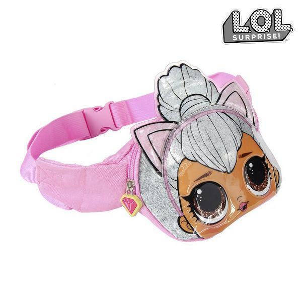 Belt Pouch LOL Surprise! 72629 Pink