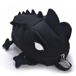 Image 3 - Kids Creative Women Men Travel Backpack 3D Fashion Dinosaur Primary Cartoon School Bags for Teenage Boy and Girls Book Schoolbag