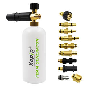 Nozzles Gun-Machine Foamer-Sprayer Lance Car-Washer Snow-Foam-Generator High-Pressure
