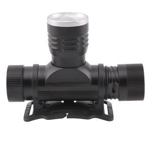 Image 4 - 1000LM XML T6 LED Headlamp 3 Mode Zoom Headlight USB Charge Head Torch Camping Flashlight Hunting Frontal Lantern Lamp Light