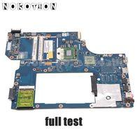 NOKOTION için acer 5534 5538 5538G laptop anakart MBPE902001 MB. PE902.001 MBNAL00001 NAL00 LA-5401P DDR2 ücretsiz cpu