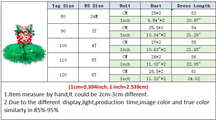Ha62880681cfa4b7e8f641ed094f70a01u 2-6T Santa Claus Christmas Dress Kids Party New Year Costume Winter Snowman Baby Girl Clothes Christmas Tree Children Clothing
