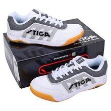 Shoes Table-Tennis Ping-Pong-Game Sneakers Stiga Unisex Men for Women Racket Indoor Original