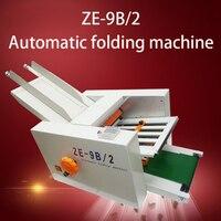 Automatische Papier Vouwen Machine Maximale Papier 210X420 Mm  Hoge Snelheid  2 Vouwen Trays  grote Werklast Voor Gebruiker-in Machine Center van Gereedschap op