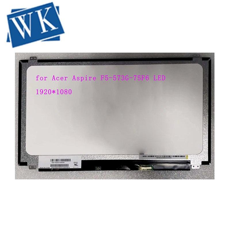 1920x1080 Lenovo IdeaPad 510-15ISK eDP Compatibile Schermo Del Laptop 15.6 LED IPS non