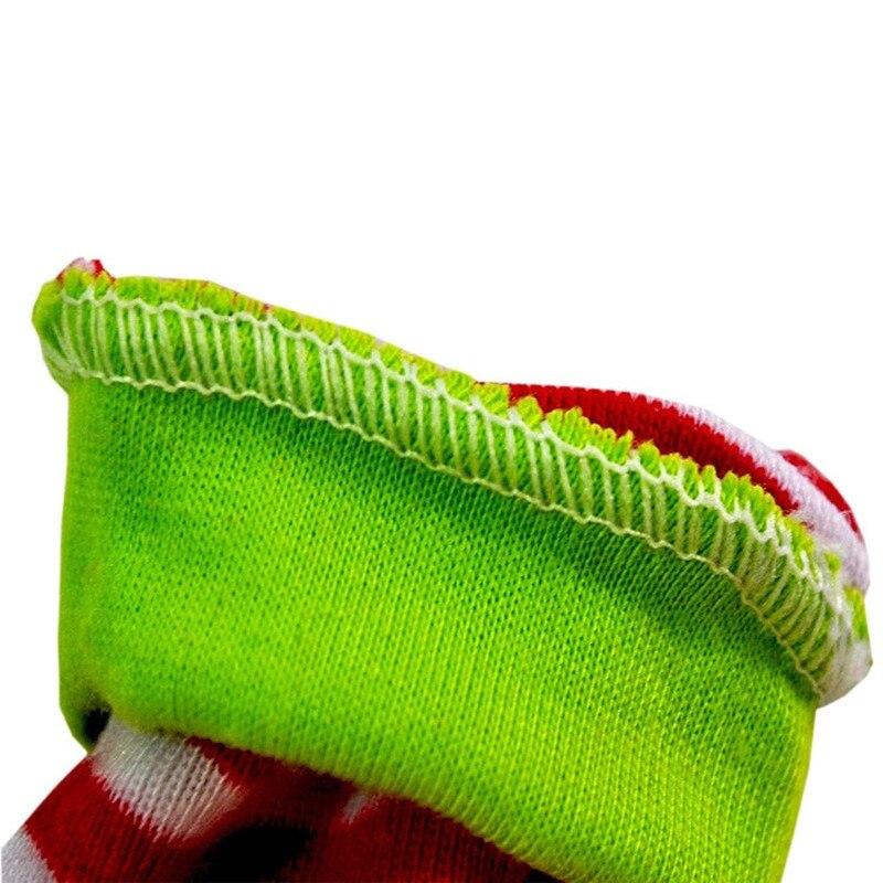 Купить с кэшбэком Baby Rattle Socks Cartoon Baby Toys Animal Rattles Infant Newborn Plush Socks Educational Toys for Children From 0-12 Months