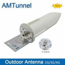 3 جرام 4 جرام LTE هوائي GSM هوائي 4 جرام الداعم هوائي 28dBi في الهواء الطلق هوائي N أنثى ل 2 جرام 3 جرام 4 جرام LTE المحمول مكرر إشارة الداعم