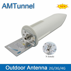 Image 1 - 3G 4G LTE antenna GSM antenna 4G booster antenna 28dBi outdoor antenna N female for 2G 3G 4G LTE mobile signal repeater booster