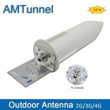 3G 4G LTE antenne GSM antenne 4G booster antenne 28dBi outdoor antenne N weibliche für 2G 3G 4G LTE mobile signal repeater booster